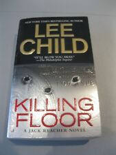 Signed Killing Floor Lee Child Jove Paperback