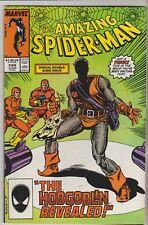 *** MARVEL COMICS AMAZING SPIDER-MAN #289 DEATH OF NED LEEDS VF ***