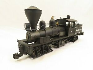 Bachmann 81196 Spectrum 36 Ton-2 Truck Shay (Pardee & Curtin Lumber Co.) G-Scale