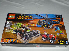 NEW LEGO SET DC COMICS SUPER HEROES BATMAN SCARECROW HARVEST OF FEAR 76054 NIB >
