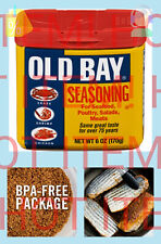 OLD BAY Seasoning, Classic Seafood Seasoning, 6 oz