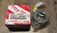 Genuine OEM Lexus Toyota 13521-46040 Crankshaft Pulley 2JZ Timing Gear IS GS SC