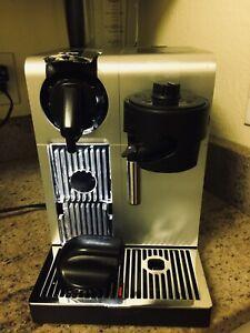 Nespresso De'Longhi Gran Lattissima Pro EN750MB Espresso Coffee Machine