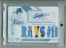 2016 Triple Threads BB #TTAR-CDI3 Corey Dickerson Rays WHITE WHALE ONE OF ONE!!!