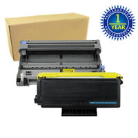TN580 Toner + DR520 Drum For Brother HL-5250DN HL-5240 MFC-8660DN MFC-8460N