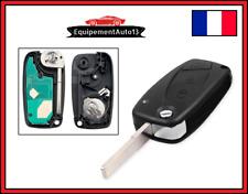 CLE ELECTRONIQUE VIERGE ID 46  pour PEUGEOT BIPPER ET CITROEN NEMO 3 BOUTONS