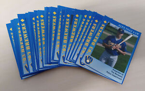 1993 Milwaukee Brewers Police - THE MARKESAN POLICE DEPARTMENT