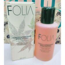 Folia Tonico Astingente senza Alcool 200 ml Woman