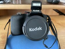Kodak EasyShare MAX Z990 12.0MP Digital Camera - Black