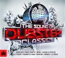 The Sound of Dubstep Classics 5051275064124 by Various Artists CD
