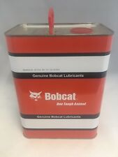 GENUINE BOBCAT AXLE / GEAR OIL 5LTR ALSO SUITS CAT CASE NEW HOLLAND JOHN DEERE