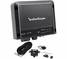 Rockford Fosgate Prime R500X1D 500 Watt RMS Mono Car Audio Class D Amplifier/Amp