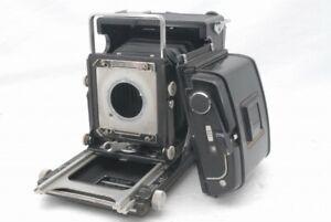 Graflex Graphic Century Camera W/RB67 120 Holder *512417