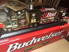 NASCAR 50th Anniversary Budweiser Gold Limited Edition Kenworth Hauler 1/64th