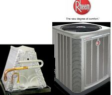 2.5 Ton R-410A 14SEER Mobile Home Condensing Unit / Evaporator Coil Combination