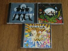 Stereo MC's 3 CD Set: Supernatural, 33 45 78, Connected