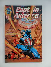 1x Comic Marvel Captain America #1 sehr gut erhalten
