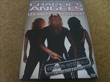 DVD CHARLIE'S ANGELS LES ANGES SE DECHAINENT - VF VOSTFR - comme neuf