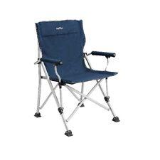Camping brunner Alu silla plegable silla de camping aravel 3d small black gepol Max 150