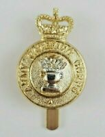 Staybrite Royal Army Catering Corps Cap Badge QC - JR Gaunt London - Slider