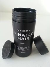 Hair Building Fibers Empty 28g Applicator Bottle For Use With Refills by Finally