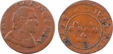 Orange, Frédéric Henri de Nassau, double tournois, 1641 - 15
