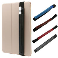 """New Pencil Holder Leather Case Sleeve for 9.7"""" iPad Pro Apple Pencil Stylus Pen"""