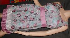 Süßes kleid von Yumi Minikleid Tunika  Sommer Party Freizeit Baumwolle Gr.L Neu