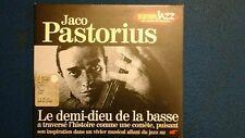 PASTORIUS JACO - LE DEMI-DIEU DE LA BASSE. CD