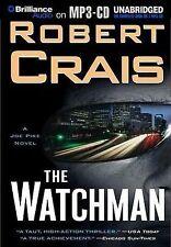 Robert CRAIS / 11 The WATCHMAN      [ Audiobook ]