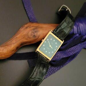 Longines Classic Wristwatch - Gold with Diamonds