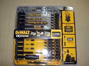 DeWalt DT70741T-QZ 32pc FLEXTORQ Drill Driver Bit Set in t stak case