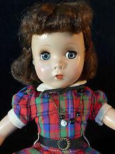 "Spectacular  Madame Alexander Hard Plastic ""Maggie"" doll."