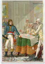 Bonaparte. Treaty of Campo-Formio. (17 October 1797)