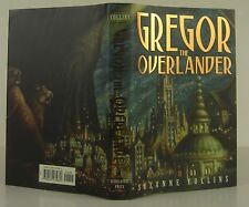SUZANNE COLLINS Gregor the Overlander FIRST EDITION