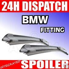 Balais Essuie Glace Plat Pare Brise BMW Série 3 E46 318d 320d 330d Modèles 98-06