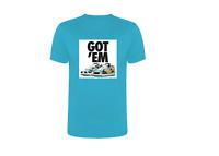 """Nike SB Chunky Dunk  """"Got 'Em"""" Matching Fashion T shirt"""