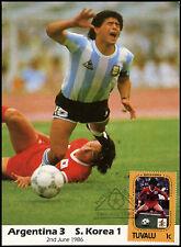 Korean Cover Sports Postal Stamps