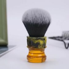 Yaqi Collection Synthetic Shaving Brush High Quality Bristles Tuxedo Knot