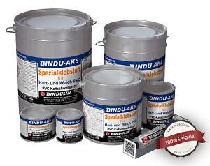 Bindu AK5 PVC-Kleber Bindulin Spezialkleber Folienkleber Hart- und Weichkleber