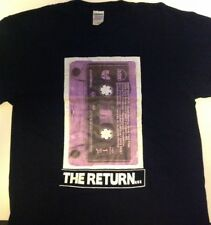 Very Rare VTG Promo RAEKWON GHOSTFACE WUTANG CUBAN LINX PURPLE TAPE T SHIRT XL