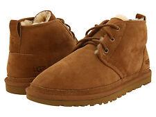 Men's UGG Australia Neumel Chestnut Suede Chukka BOOTS 3236 M Size 8