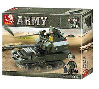 Sluban Tank Army Building Kit 178-Piece