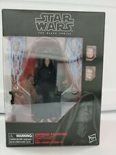 Star Wars Black Series Emperor Palpatine