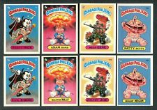 1985 - 1988 Topps Garbage Pail Kids Complete Set All Series 1st - 15th  (Set 2)