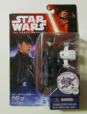 Star Wars The Force Awakens GENERAL HUX Action Figure NIP ~ 3.75 in