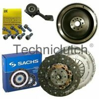 FLYWHEEL, SACHS CLUTCH KIT, CSC, BOLTS FOR FORD FOCUS ESTATE 2.0 TDCI