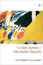 The New School of Information Security by Andrew Stewart and Adam Shostack...