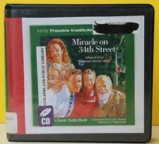 Miracle on 34th Street adapted from Valentine Davies (Family Classic AUDIO CD)