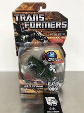 Transformers Hunt For The Decepticons Hailstorm DLX Class NEW NOT SEALED